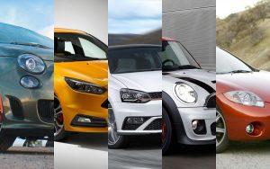 Marcas de autos ¿A qué grupo pertenece cada una?