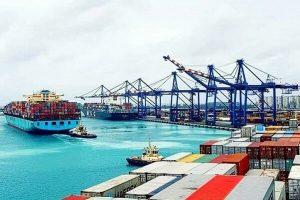 Transporte marítimo de carga México